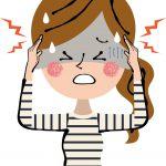 雨になると頭が痛い