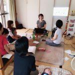 「子育てママの勉強会」in加子母